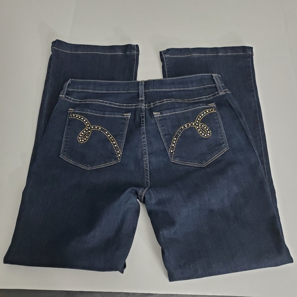 Not Your Daughter Jeans High Waisted Size 12